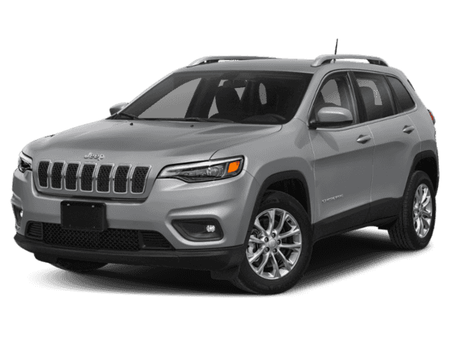 New 2020 JEEP Cherokee North