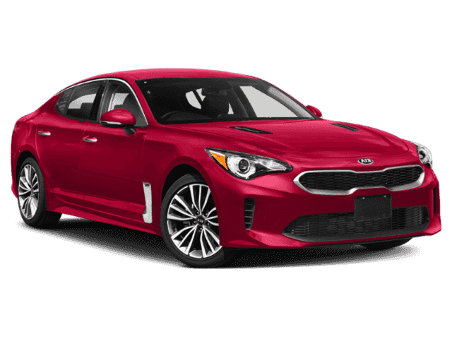 New 2019 Kia Stinger Base RWD