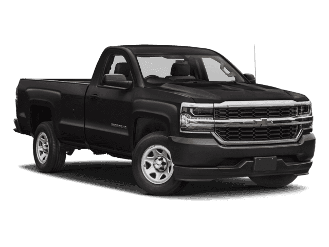 New Chevrolet Silverado 1500 Work Truck