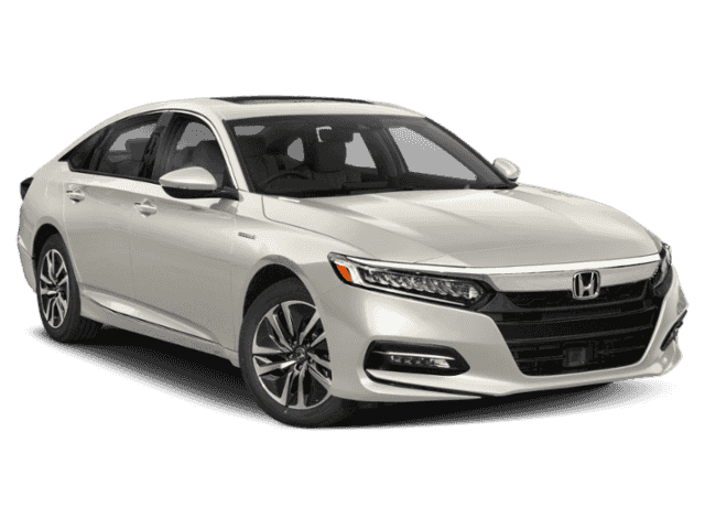 New 2019 Honda Accord Hybrid Touring Sedan