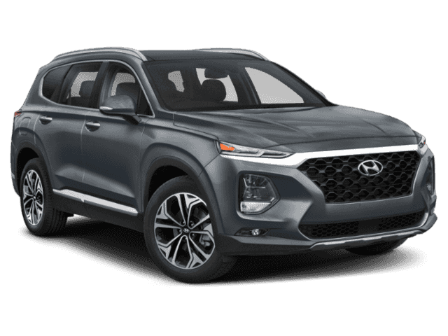 New 2020 Hyundai Santa Fe Limited 2 4 With Navigation Awd