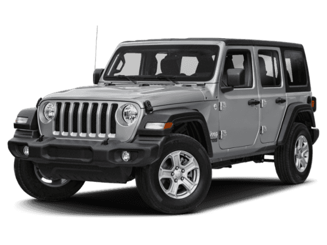 New 2018 JEEP Wrangler 4d SUV 4WD Sport S