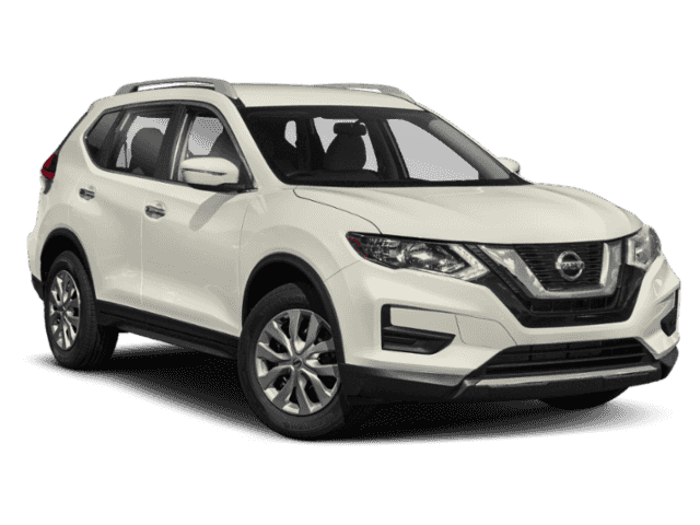 New 2019 Nissan Rogue FWD S