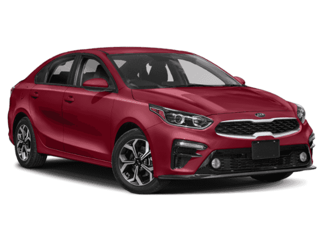 New 2019 Kia Forte 4DR SDN LX AT
