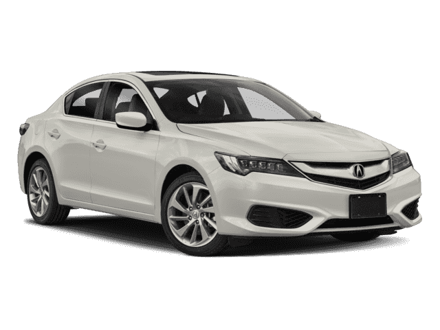 New 2018 Acura ILX Premium 8DCT Front Wheel Drive 4-Door Sedan