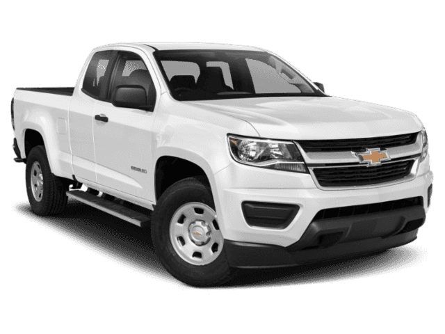 New 2020 Chevrolet Colorado 2WT Ext