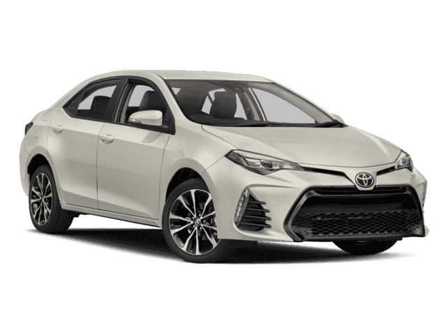 New 2017 Toyota Corolla 50th Anniversary Special Edition 4dr Car