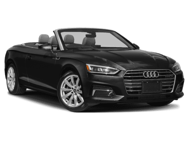 New 2019 Audi A5 Cabriolet Premium Plus