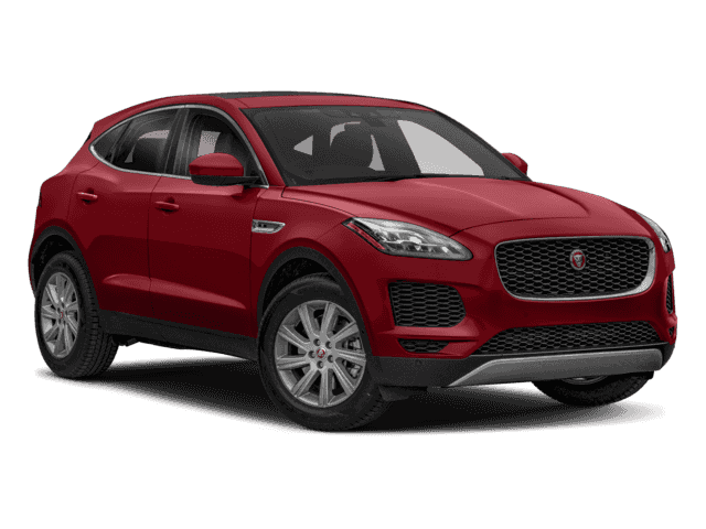 New Jaguar E-PACE S