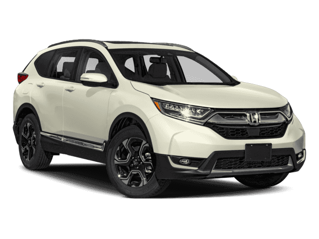 New 2018 Honda CR V Touring