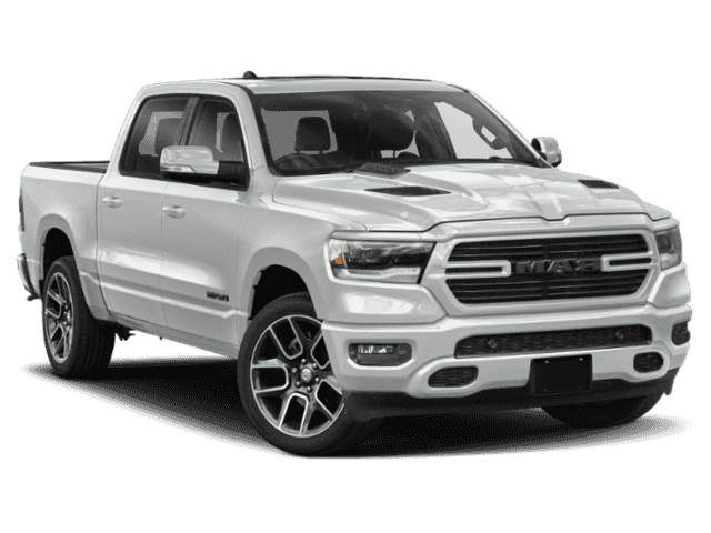 Pre-Owned 2020 Ram 1500 Rebel 4WD