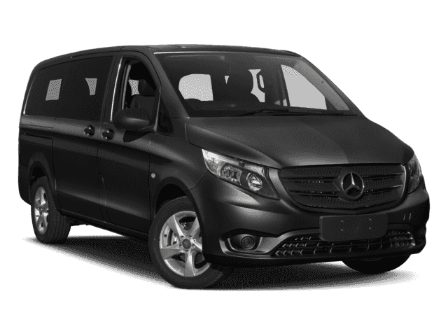 New 2018 Mercedes-Benz Metris Passenger Van Worker
