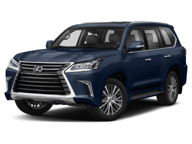 2020 Lexus LX 570 TWO-ROW