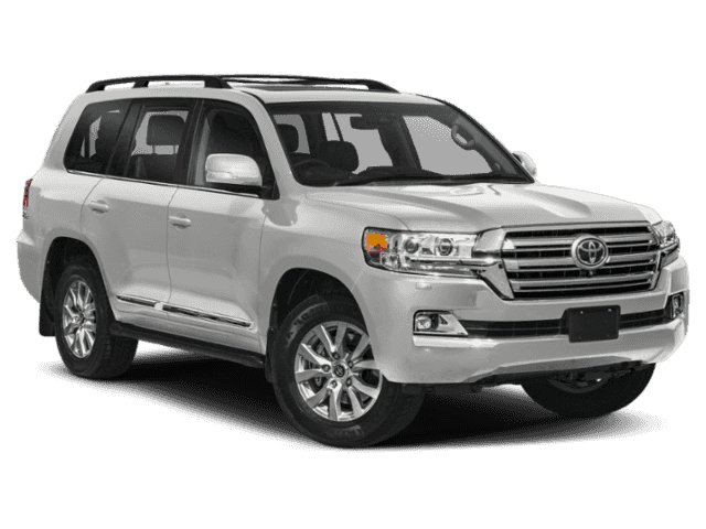 New 2019 Toyota Land Cruiser
