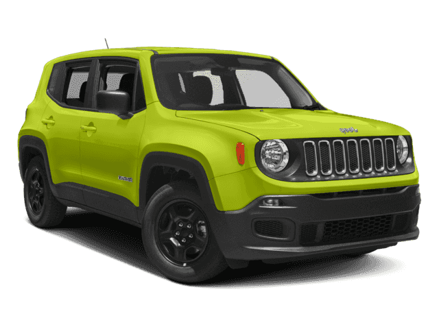 New 2018 Jeep Renegade Sport FWD *Ltd Avail*