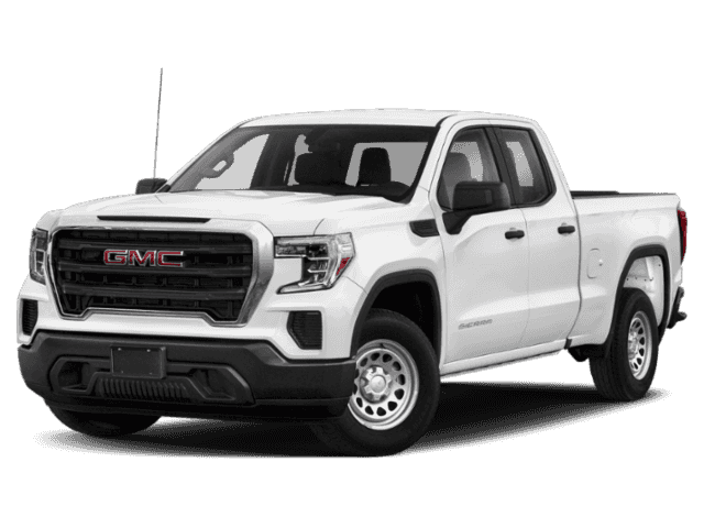 New 2020 GMC Sierra 1500 4x4 Fleet