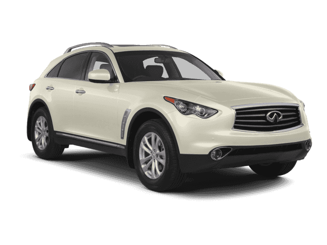 New 2015 INFINITI QX70 Base