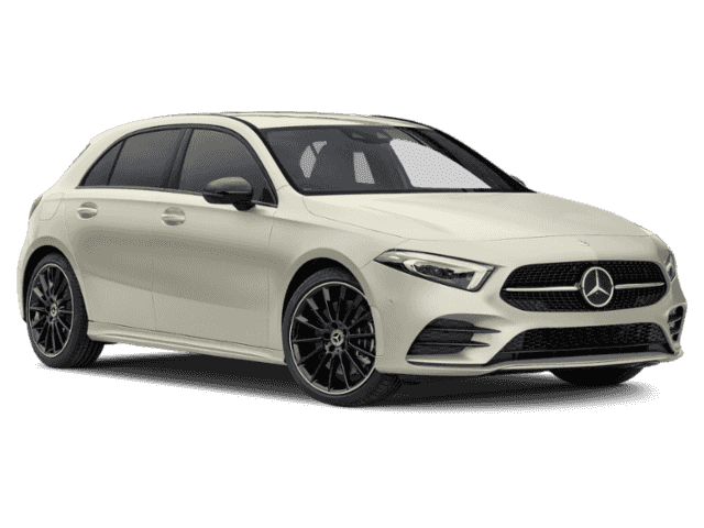 New 2019 Mercedes-Benz A250 Hatch