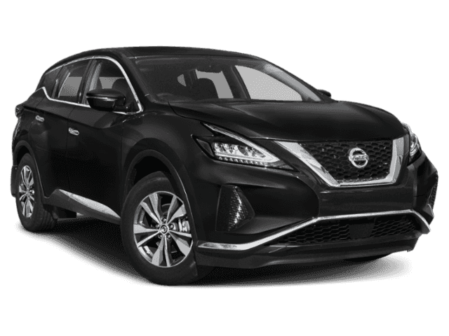 New 2020 Nissan Murano S With Navigation