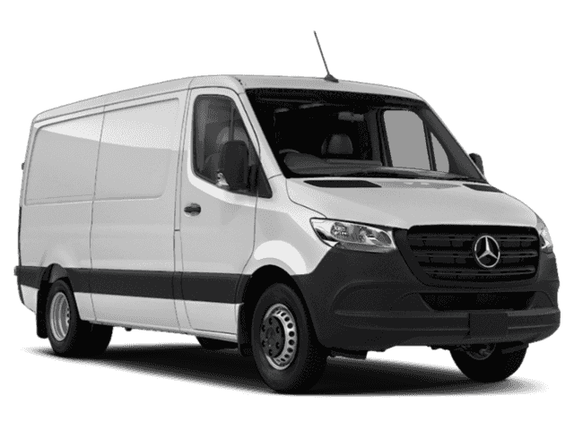 2019 Mercedes-Benz Sprinter 3500XD Cargo