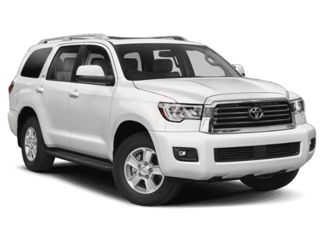 New 2020 Toyota Sequoia Limited RWD