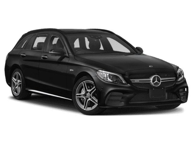 New 2020 Mercedes-Benz C43 AMG 4MATIC Wagon