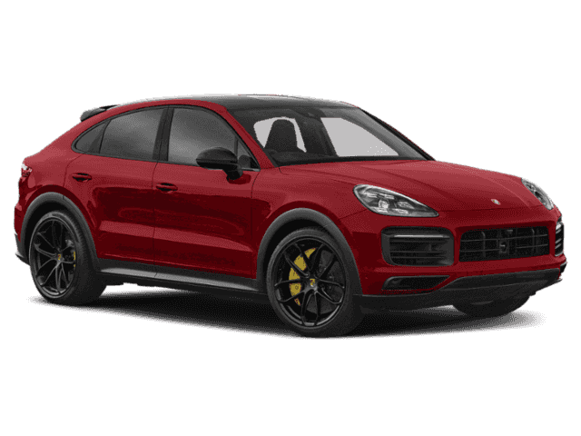 New 2021 Porsche Cayenne S Coupe