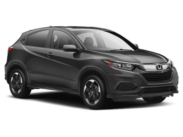 New 2019 Honda HR-V LX-AWD