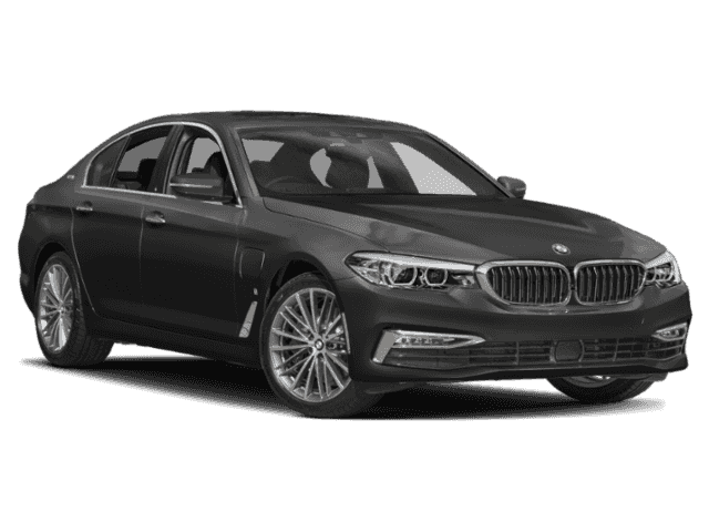 New 2019 BMW 5 Series 530e xDrive iPerformance With Navigation & AWD
