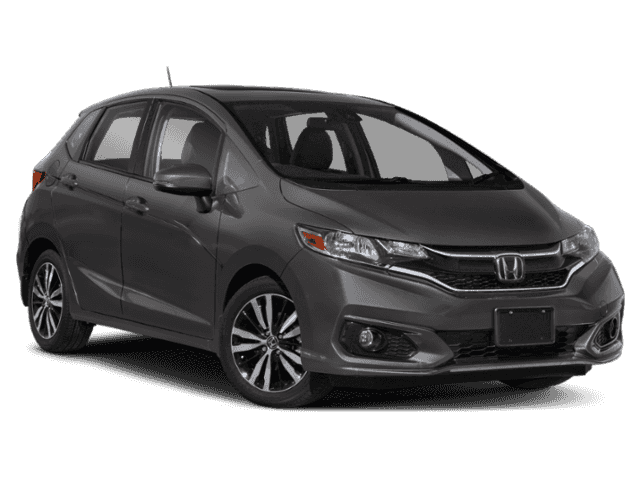 New 2019 Honda Fit EXL-Navi CVT