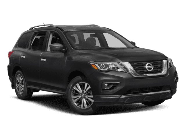 Pre-Owned 2017 Nissan Pathfinder 4x4 SL