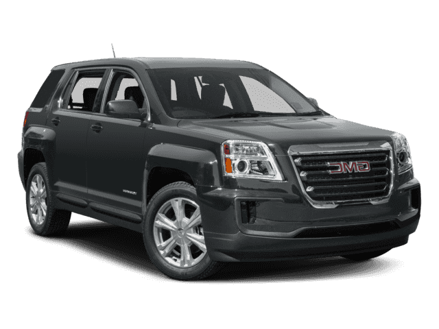 New GMC Terrain SLE-1