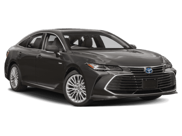 New 2019 Toyota AVALON HYBRID 4-DR XLE