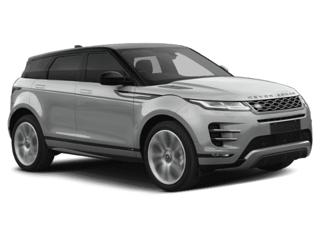New 2020 Land Rover Range Rover Evoque R-Dynamic HSE
