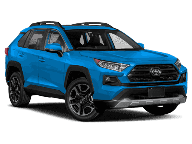 New 2019 TOYOTA RAV4 4WD Adventure