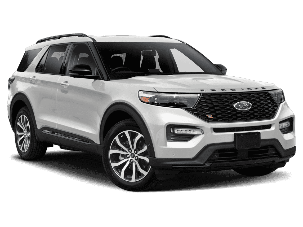 New 2020 Ford Explorer XLT RWD