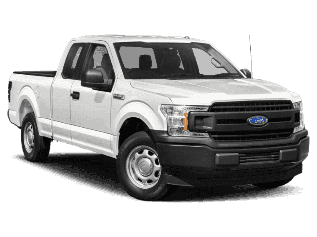 New 2020 Ford F-150 XL 2WD SuperCab 6.5' Box