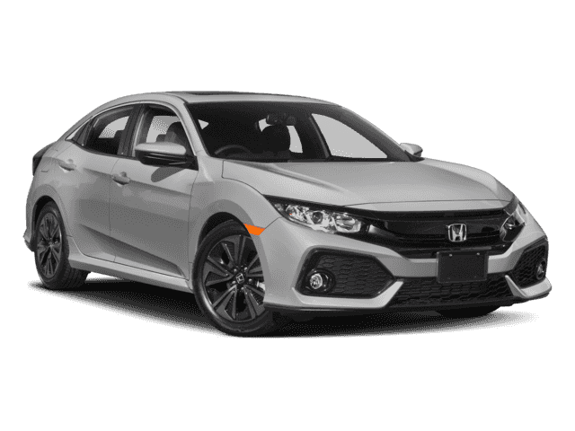 New 2018 Honda Civic EX-L w/Navi