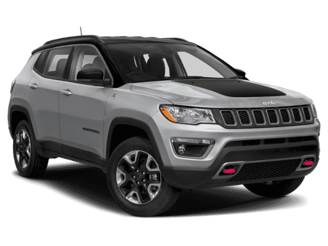 New 2019 Jeep Compass Trailhawk 4x4 | Leather | Remote Start