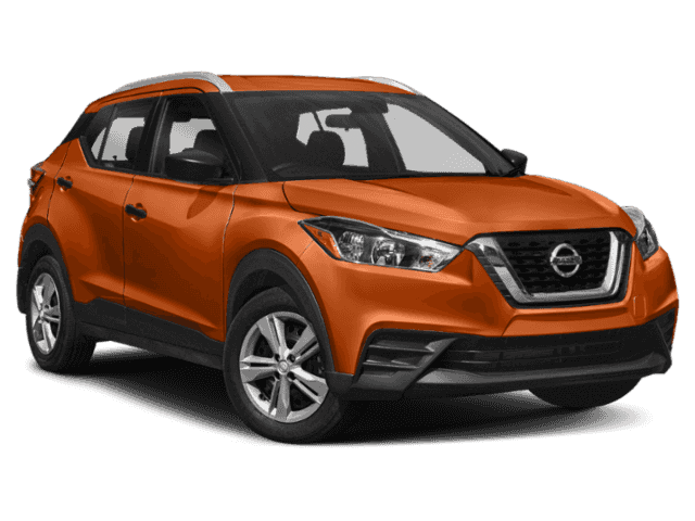 New 2019 Nissan Kicks SR