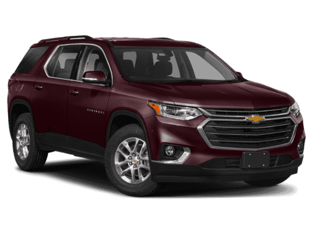 Pre-Owned 2018 Chevrolet Traverse LT Cloth AWD