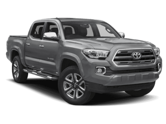 Pre-Owned 2018 Toyota Tacoma Limited