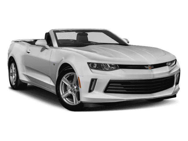 New 2018 Chevrolet Camaro 1LT RWD 2D Convertible