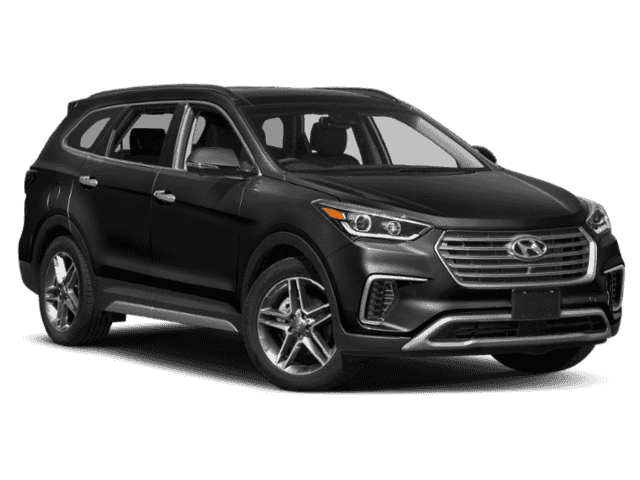 New 2019 Hyundai Santa Fe XL Limited Ultimate AWD