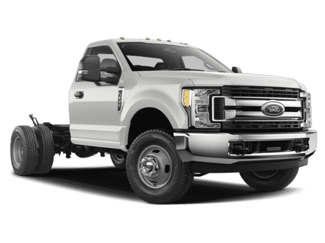 New 2019 Ford F-350 XL 11ft Dump Body