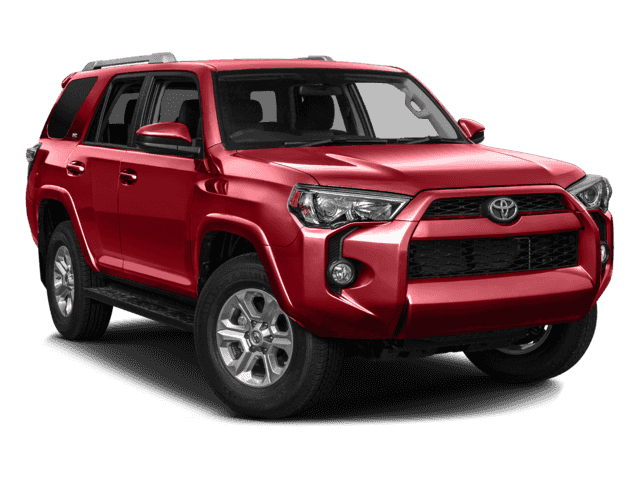 New Toyota 4Runner in Garden Grove Toyota Place