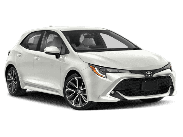New 2020 Toyota Corolla Hatchback XSE FWD 5D Hatchback