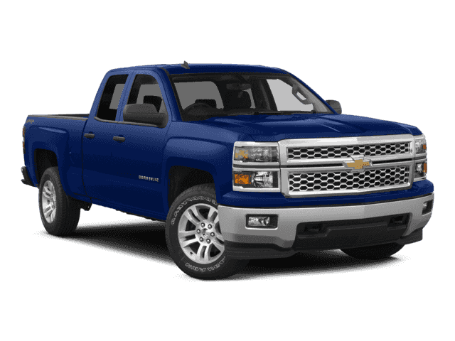 2015 Chevrolet Silverado 1500 Double Cab >> Pre Owned 2015 Chevrolet Silverado 1500 Lt 4d Double Cab In