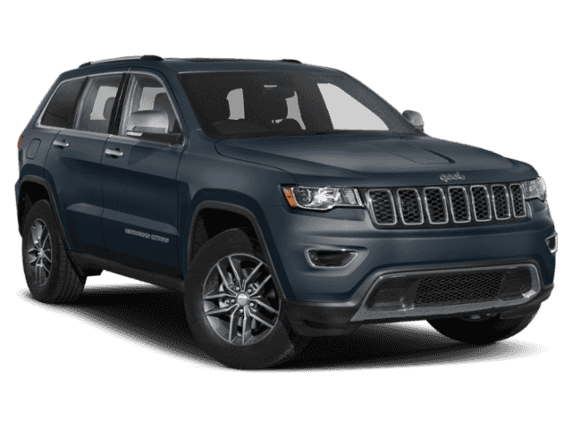 New 2020 Jeep Grand Cherokee Limited 4d Sport Utility In Shakopee