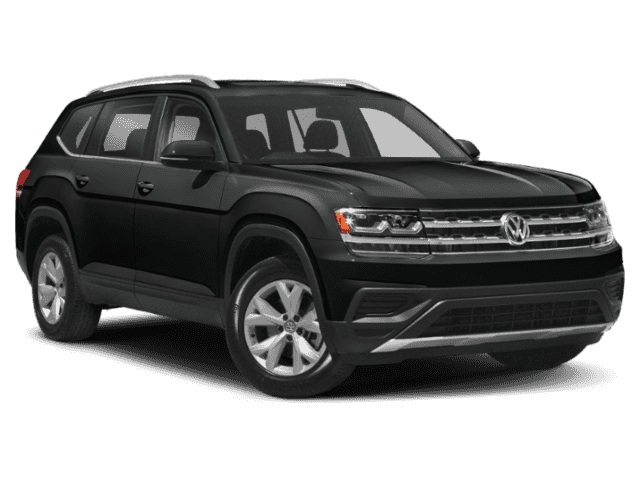 New 2018 Volkswagen Atlas V6 SEL 4Motion